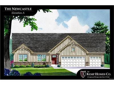 Lake St Louis Single Family Home For Sale: Newcastle-Enclave@ Ridgepointe