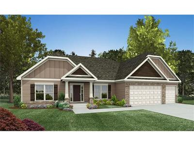 Single Family Home For Sale: 1 Newbuild Monaco@chapelwood