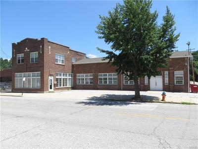 Alton Commercial For Sale: 705 Belle Street