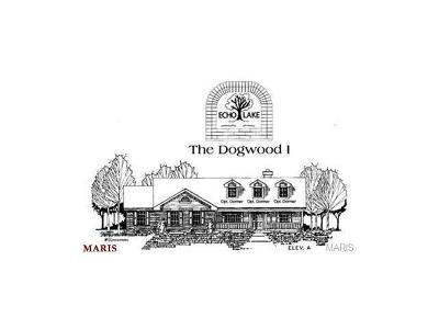 Byrnes Mill Single Family Home For Sale: Dogwood I - Echo Lake Drive