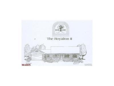 Byrnes Mill Single Family Home For Sale: Royalton Ii - Echo Lake
