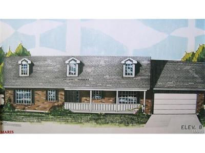 Byrnes Mill Single Family Home For Sale: Redbud - Echo Lake Drive