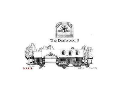 Byrnes Mill Single Family Home For Sale: Dogwood Ii - Echo Lake