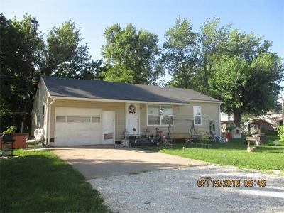 Bowling Green Single Family Home For Sale: 808 North Business 61