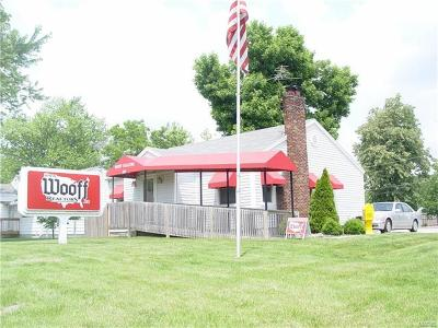 Fairview Heights Commercial For Sale: 833 Lincoln Highway Hwy