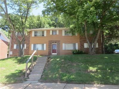 Bridgeton Multi Family Home For Sale: 10944 Warwickhall Drive