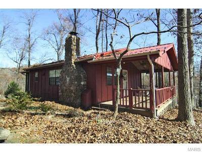 Burfordville Single Family Home For Sale: 321 Lake Cedar Rd