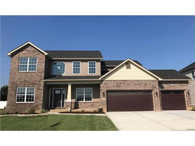 O'Fallon New Construction For Sale: 7021 Monaco Drive