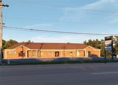 Commercial For Sale: 4010 North Illinois Street #B/C