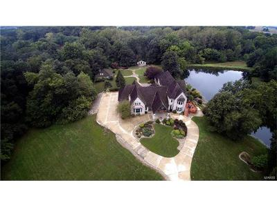 Single Family Home For Sale: 8724 Pin Oak Rd.