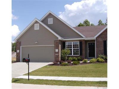 Arnold Single Family Home For Sale: 3020 Ems Glen Lane #17A