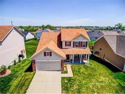Shiloh Single Family Home For Sale: 1016 Hawkridge Run
