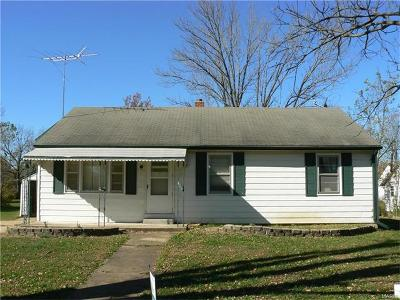 Warrenton Single Family Home For Sale: 605 South 3rd Street