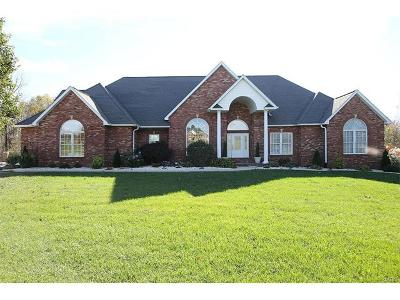 Troy Single Family Home For Sale: 113 Willing Way