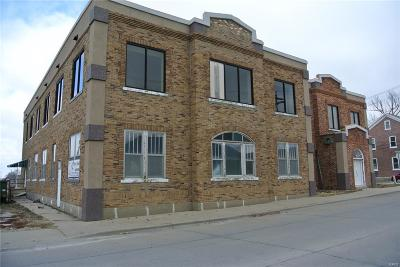 Scott County, Cape Girardeau County, Bollinger County, Perry County Commercial For Sale: 202 West Saint Joseph Street