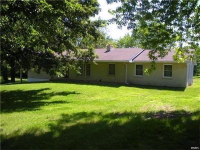 O'Fallon Single Family Home For Sale: 1112 Bryan Road