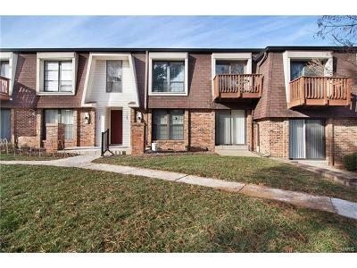 Condo/Townhouse Sold: 1143 Appleseed #B
