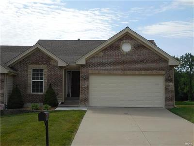 Franklin County Condo/Townhouse For Sale: 942 Fairway Drive #65C