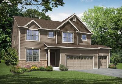 Lake St Louis Single Family Home For Sale: 1 Tbb-Breckenridge@ Shady Creek