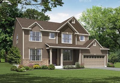 Lake St Louis Single Family Home For Sale: 1 Tbb-Breckenridgeii@shady Creek