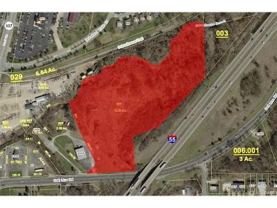Collinsville Commercial For Sale: 2007 Belt Line Road