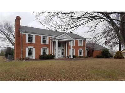 Smithton Single Family Home Contingent Short Sale: 4057 Bur Oak Drive