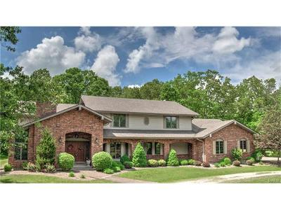 Foristell Single Family Home For Sale: 2359 Oberhelman Road