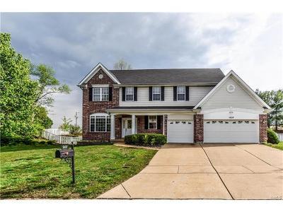 Wildwood Single Family Home For Sale: 1607 Linda Oak Drive