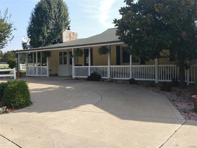 Troy Farm For Sale: 510 Snyder Road