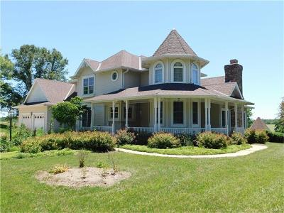 Lincoln County Single Family Home For Sale: 48 Cox Road