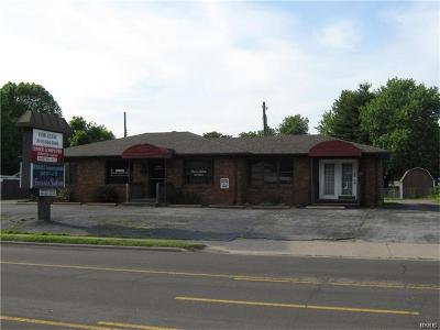 Commercial For Sale: 1907 Johnson Road #A,B,C &
