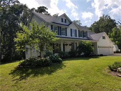 Foristell Single Family Home For Sale: 2617 Oberhelman