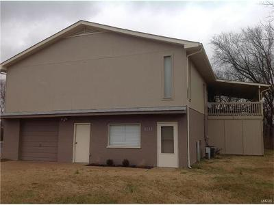 Single Family Home For Sale: 8015 Ruck Drive