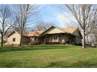Bowling Green Single Family Home For Sale: 16690 Hwy 54