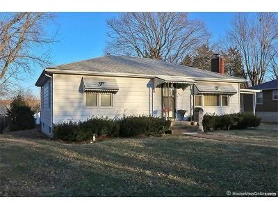 Bonne Terre Single Family Home For Sale: 416 Huff Court
