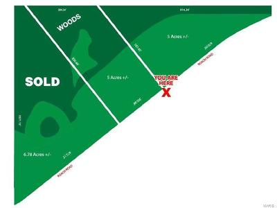 Godfrey Residential Lots & Land For Sale: 5500 Roach Rd