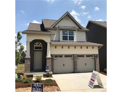 Wildwood Single Family Home For Sale: 2516 Kilare Lane