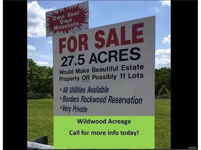 Wildwood Farm For Sale: 2800 Woods Road