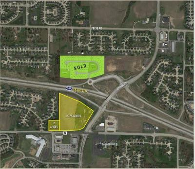 O'Fallon Commercial For Sale: 7467 Highway N