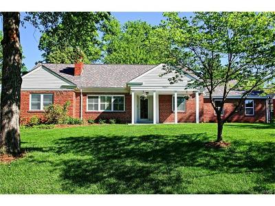 St Louis Single Family Home For Sale: 9057 Monmouth Drive