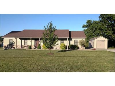 Highland Single Family Home For Sale: 2650 Vulliet