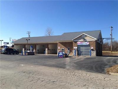 Wright City Commercial For Sale: 10 Hat Trick