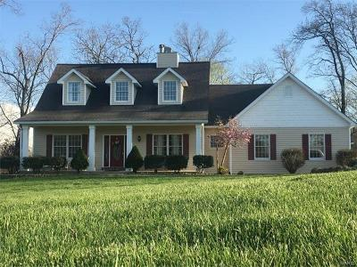Troy Single Family Home For Sale: 210 Cave Farm Road