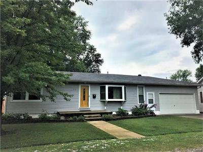 Mascoutah IL Single Family Home Option: $119,900