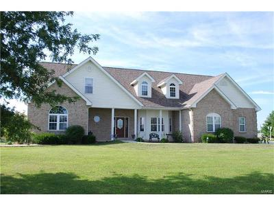 Lincoln County Single Family Home For Sale: 2190 Highway 47 West
