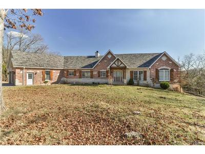 Wildwood Single Family Home For Sale: 1510 Palisades Road