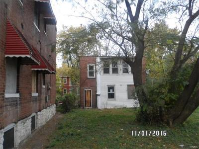 Single Family Home Sold: 3821 Kennerly Avenue