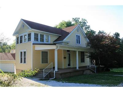 Bowling Green Single Family Home For Sale: 16 North Penn Street