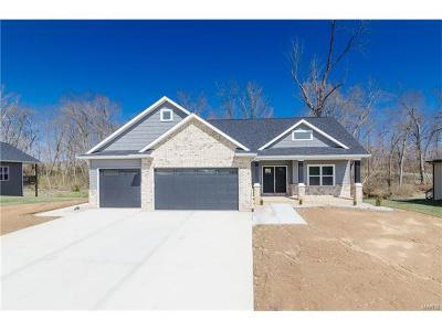 Troy Single Family Home Contingent w/Kickout: 1427 Crimson King Way
