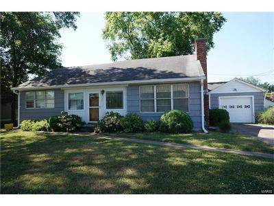 Mascoutah Single Family Home For Sale: 320 West State